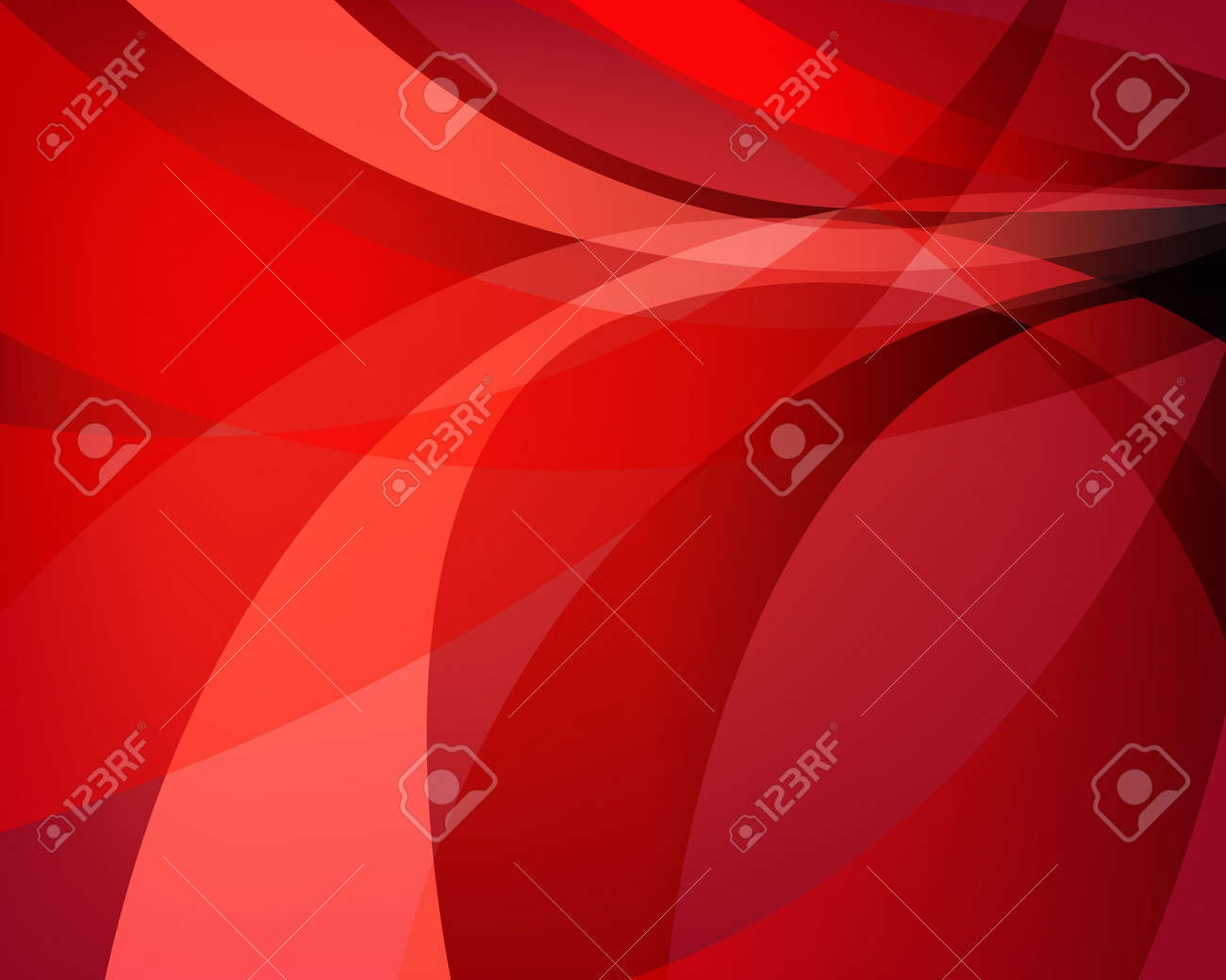 Abstract red background Stock Photo - 1779432