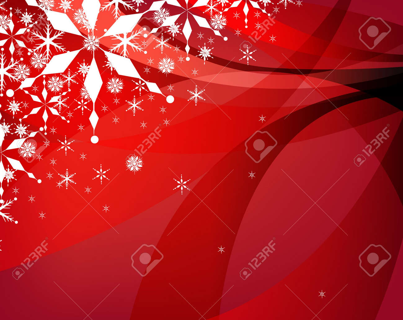 Gorgeous Christmas background with room for text Stock Photo - 1779434
