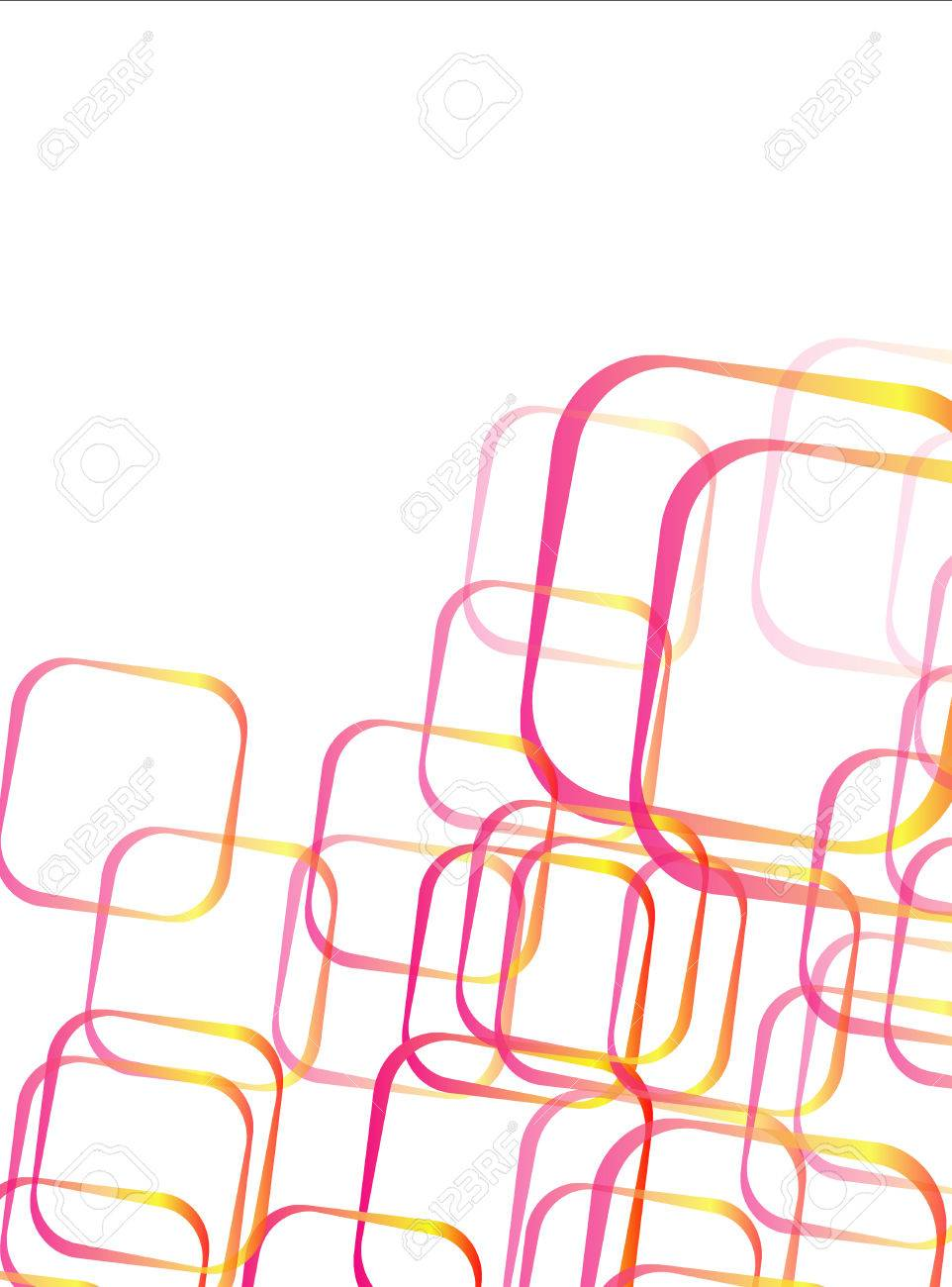 abstract backgrounds Stock Vector - 6894627