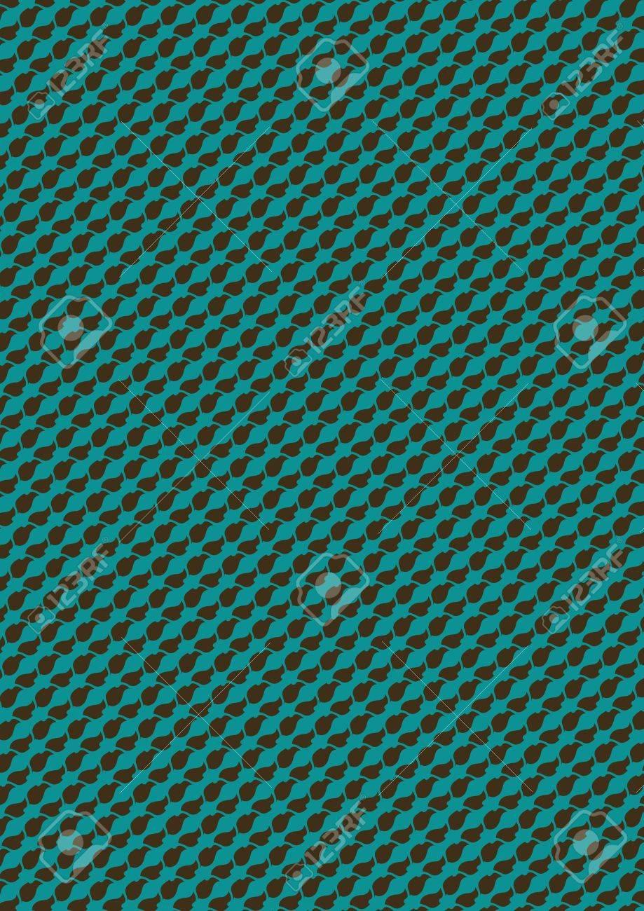 Vintage seamless pattern. Vector llustration eps 10. Stock Vector - 12376541