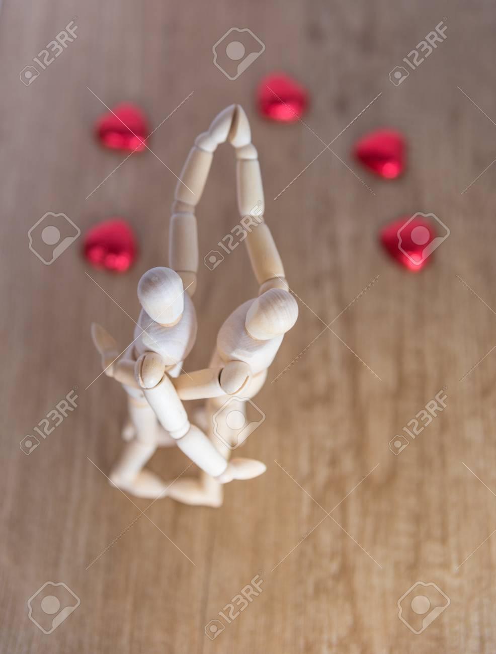 Akt der Liebe