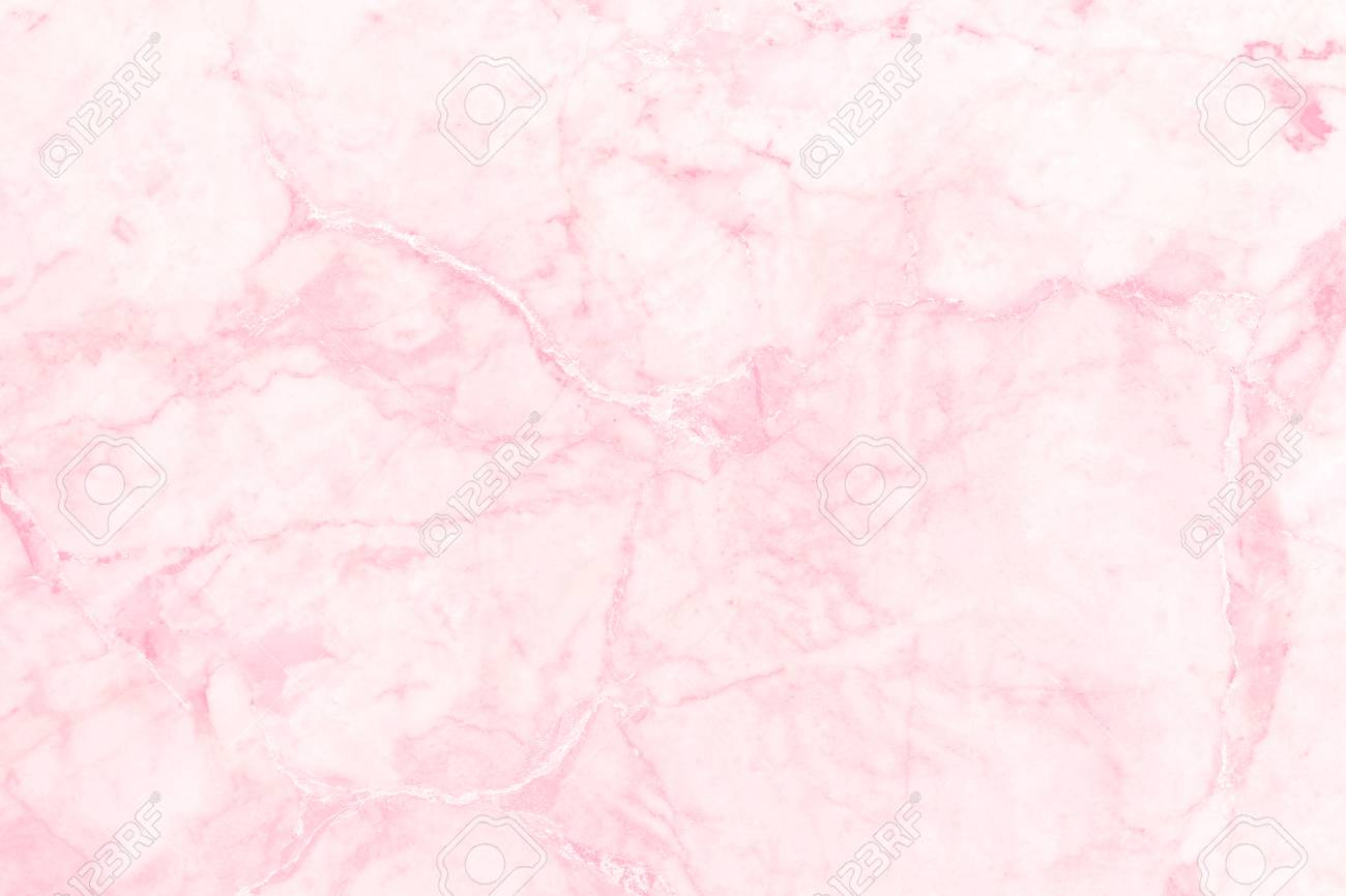 Pink Marble Texture Background With Detail Structure High