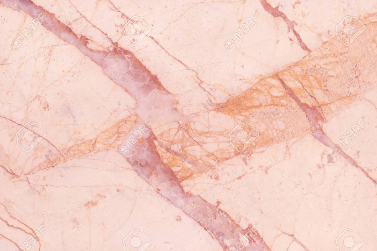 Rose Gold Marble Texture Background With High Resolution Top