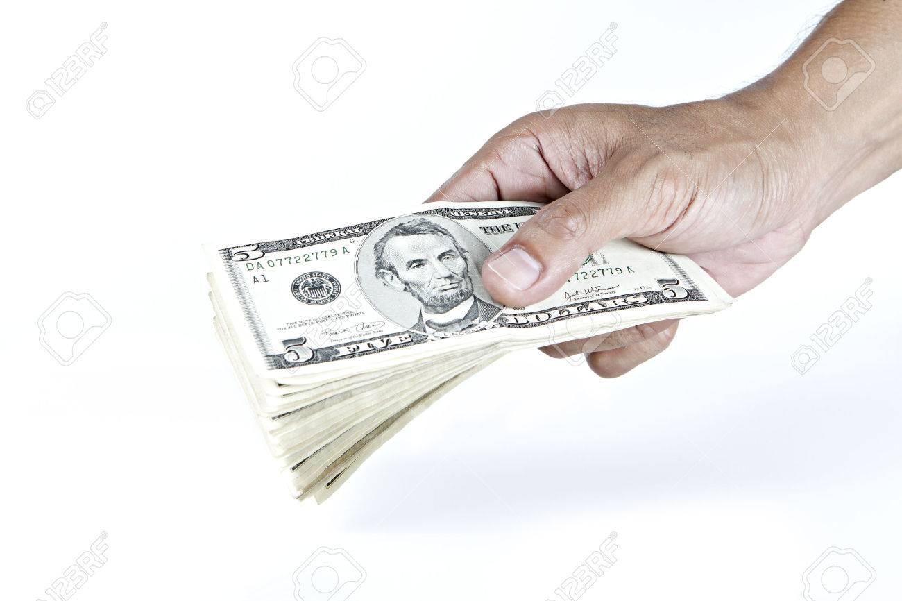 お金を払う ロイヤリティーフリ...
