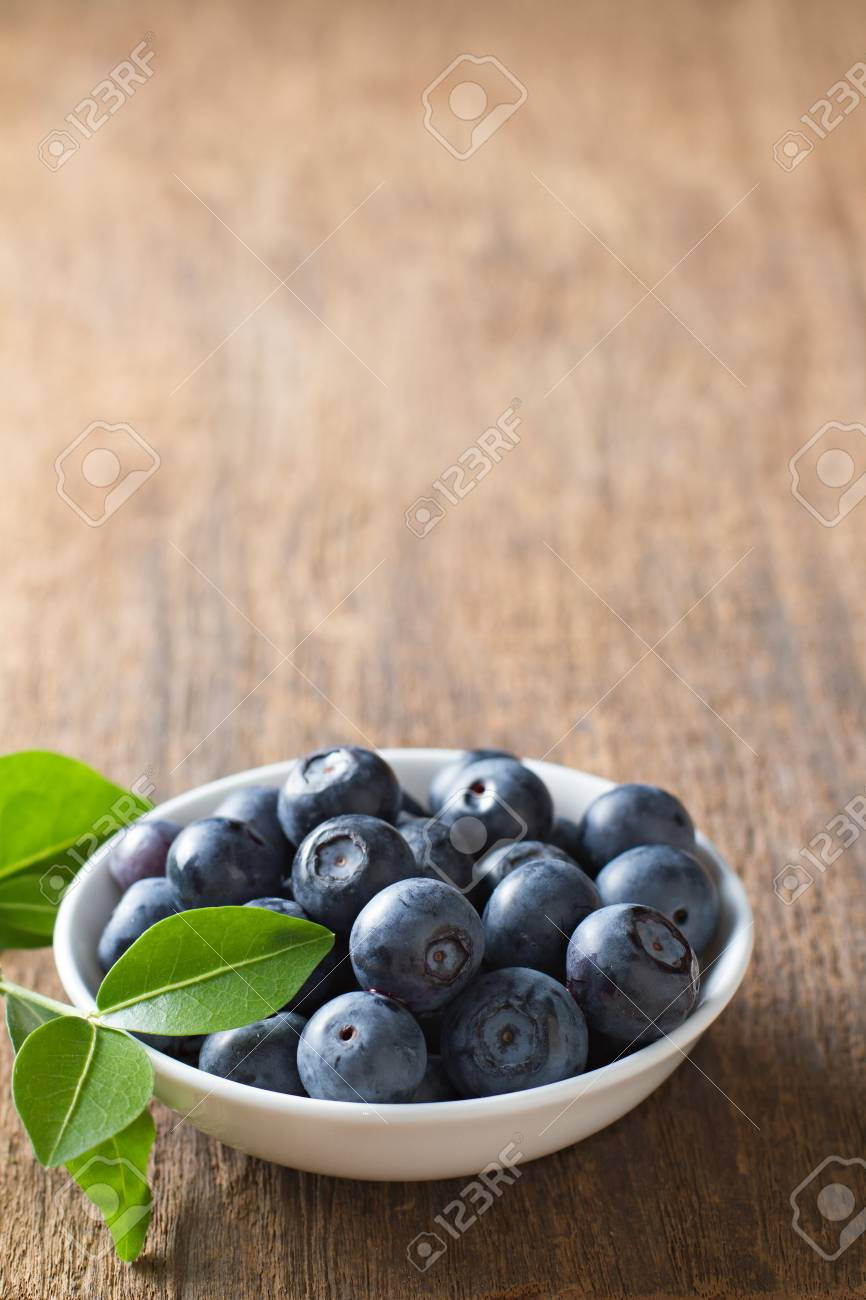 What is useful blueberries 54