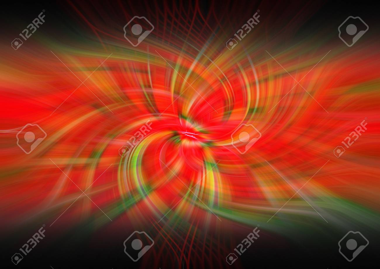 twisted abstract -15 Stock Photo - 6290756