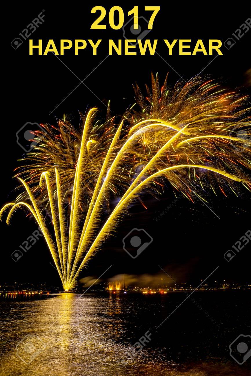 happy new year celebration background stock photo 70006083