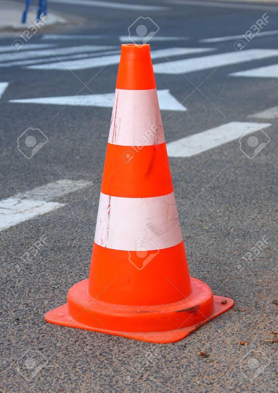 Traffic cone Stock Photo - 13791705