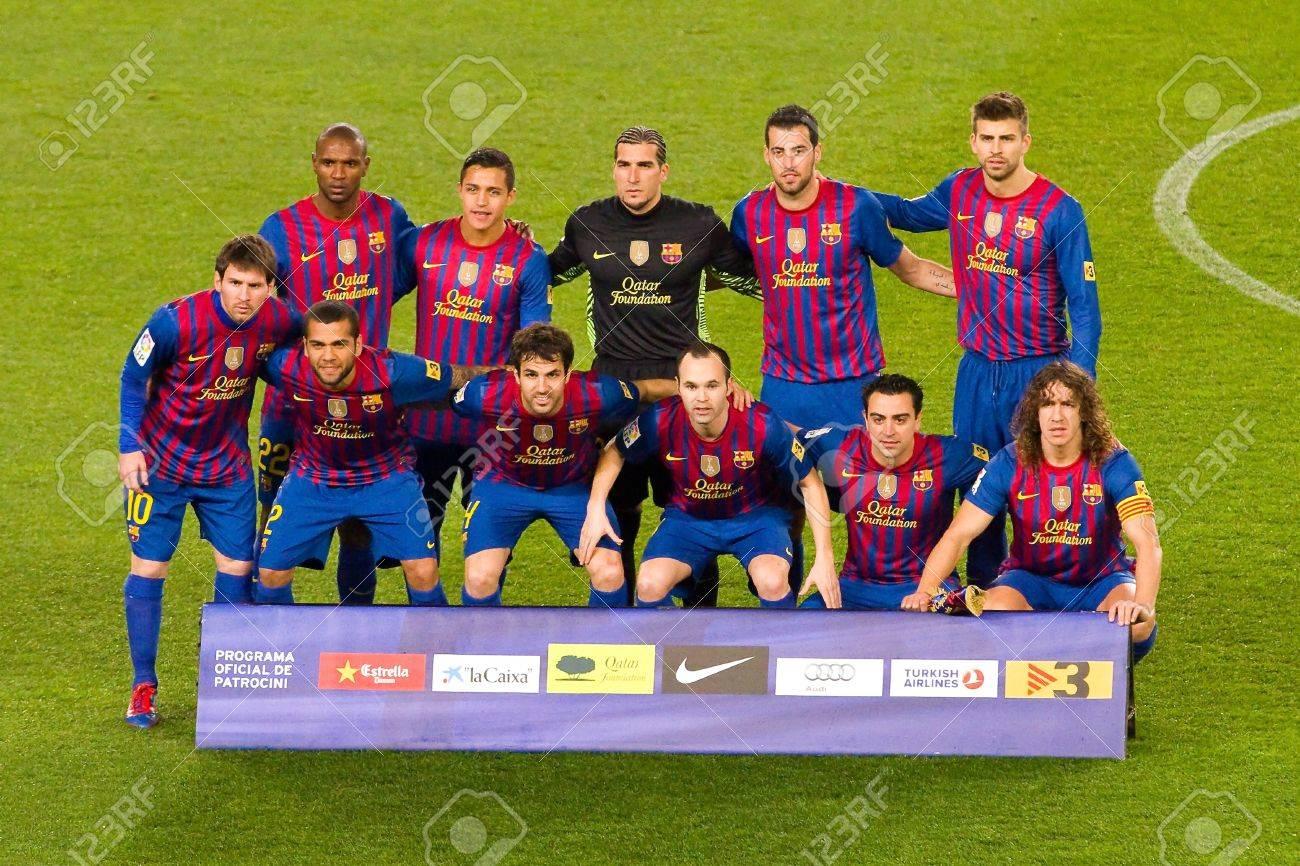 14755536-BARCELONA-JANUARY-25-FC-Barcelo