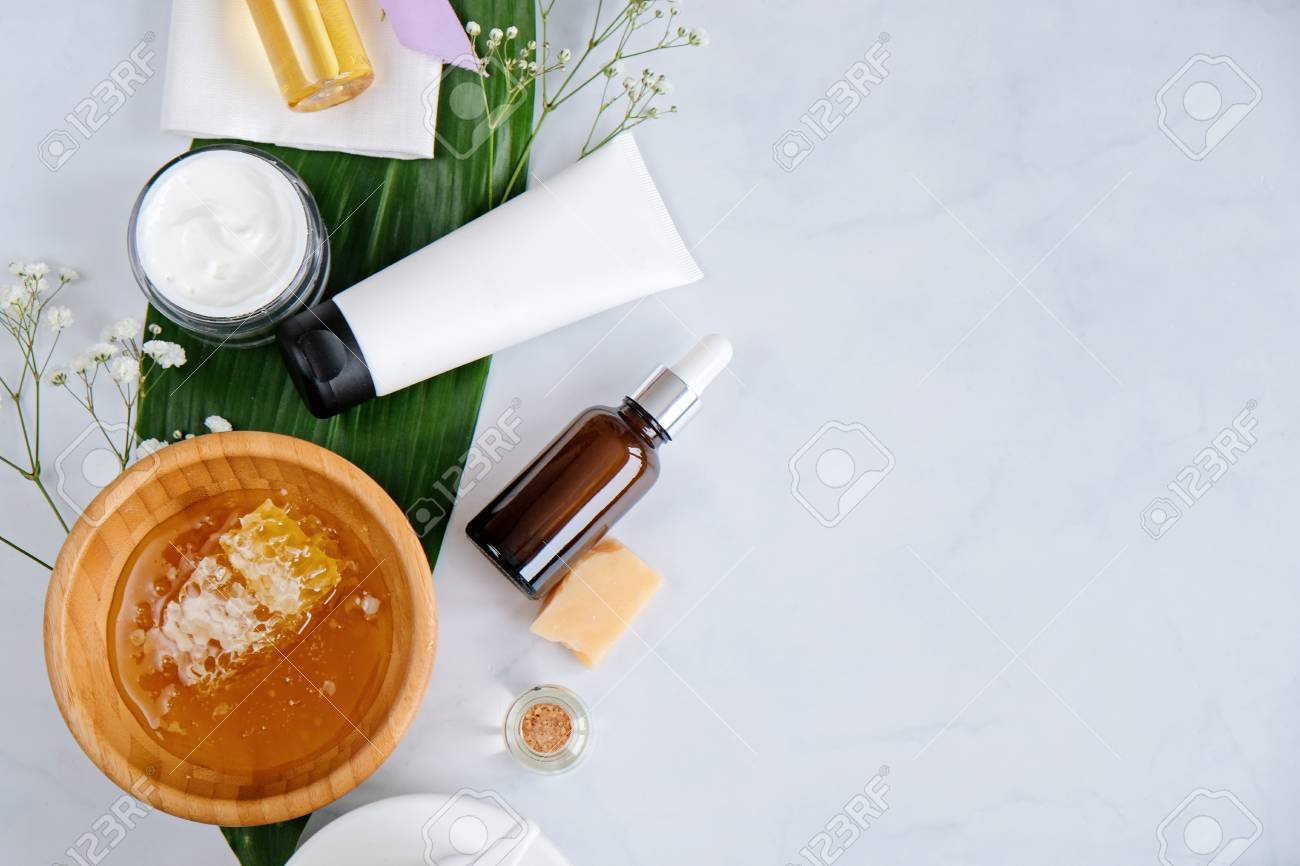 Spa Natural Skin Care Products Background Cosmetic Products Stock Photo Picture And Royalty Free Image Image 116162641