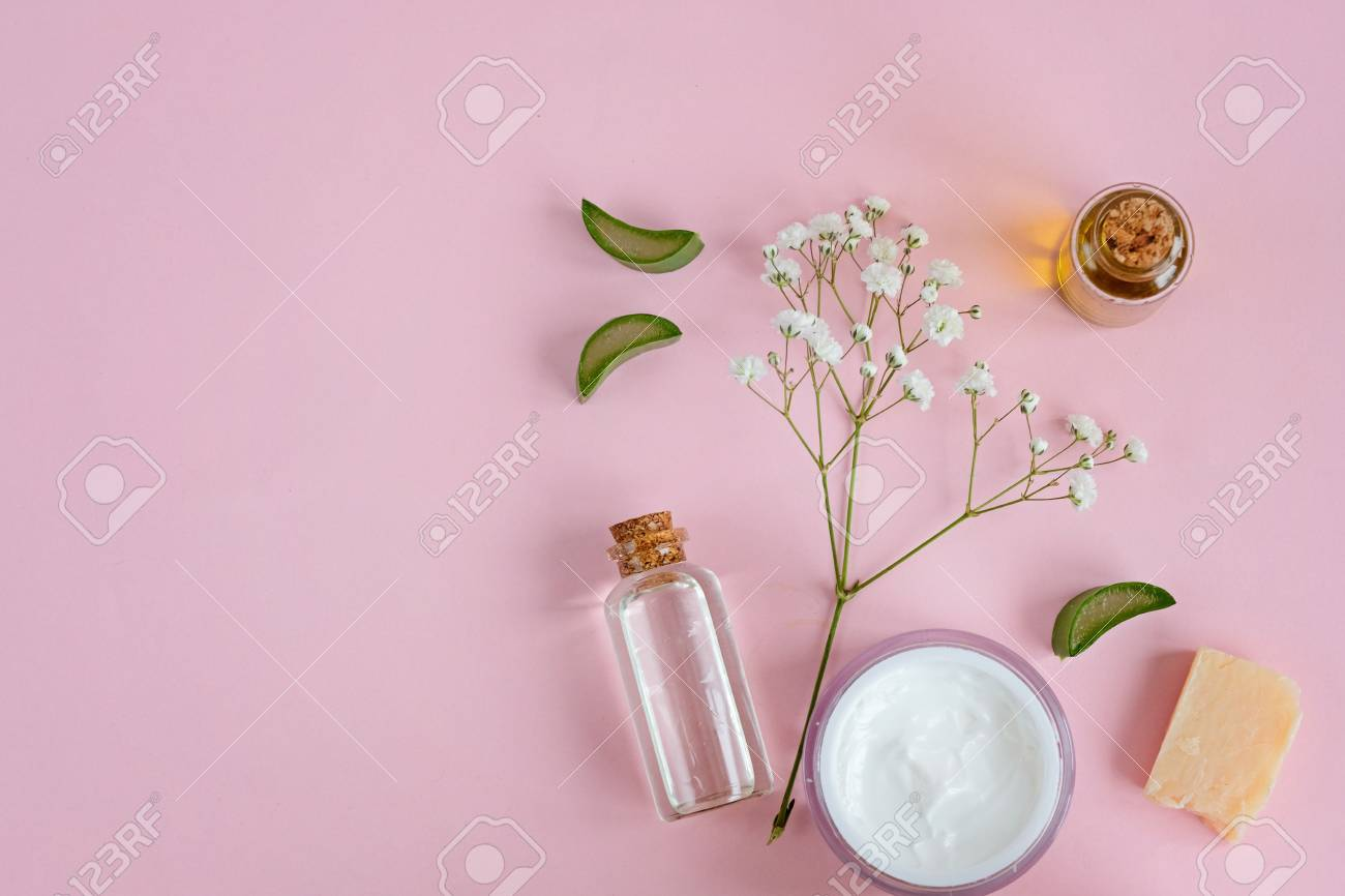 Spa Natural Skin Care Products Background Cosmetic Products Stock Photo Picture And Royalty Free Image Image 116162593