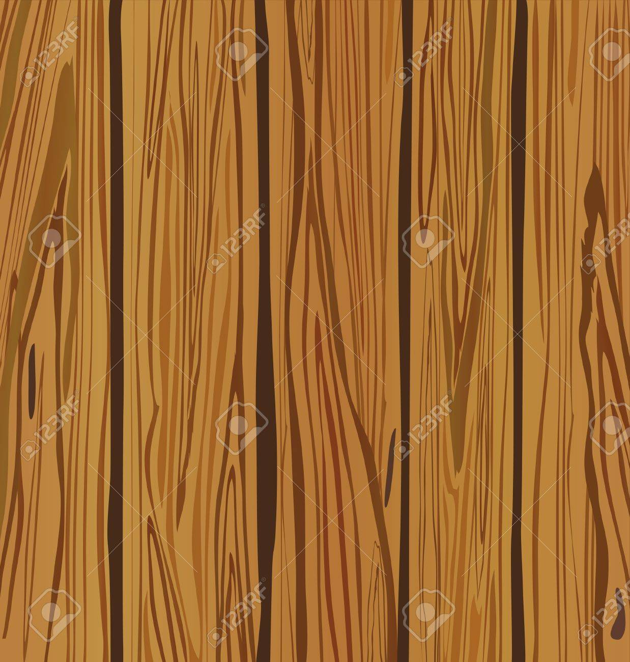 Wood brown background Stock Vector - 12942098