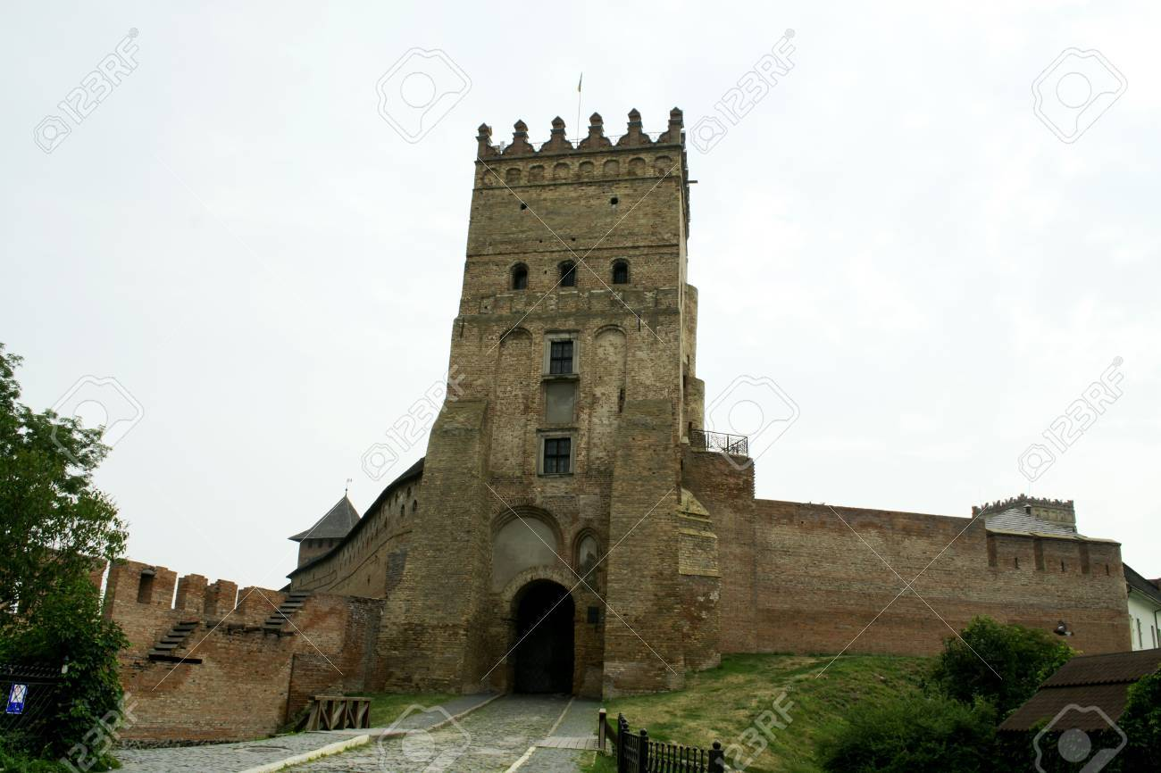 Volyn region - City Lutsk: a selection of sites