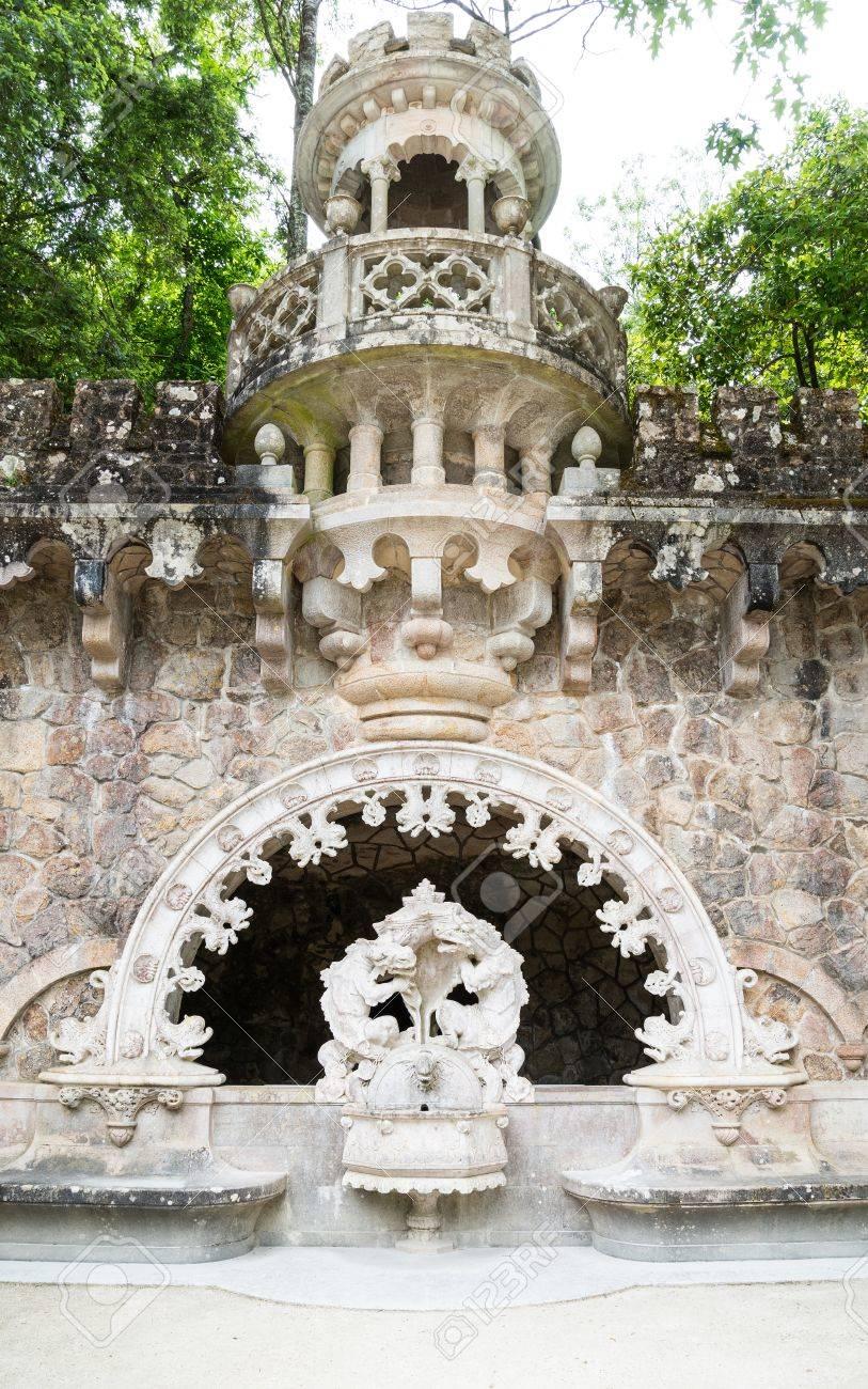 Quinta da Regaleira in Sintra, Portugal  The Knights Templar,
