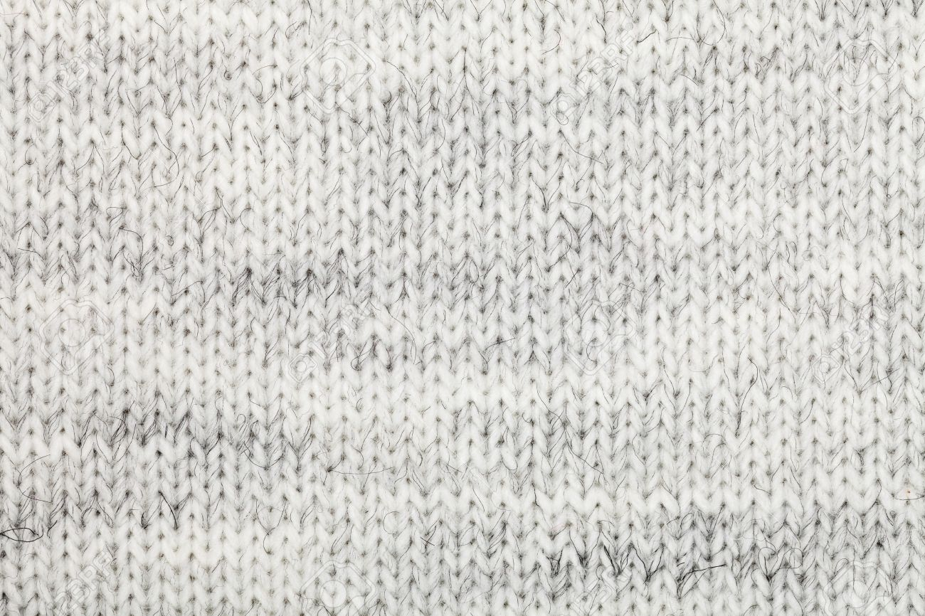 ee68754560a Real grey knitted fabric made of heathered yarn textured background Stock  Photo - 39301986