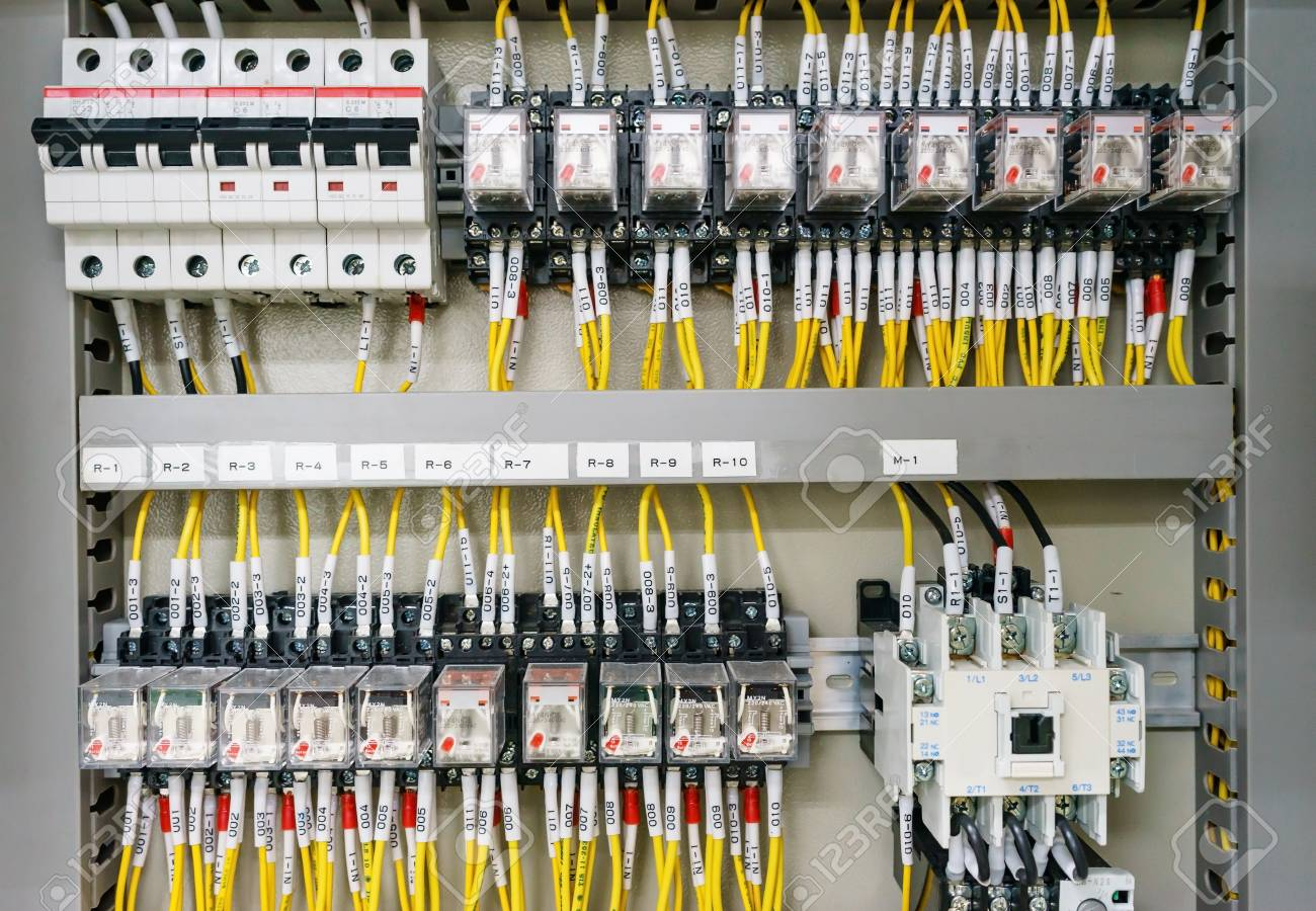 Electical Distribution Fuseboard. Electrical Supplies. Electrical ...