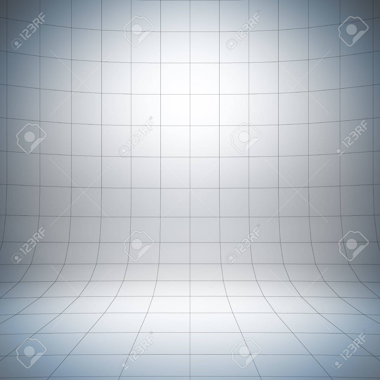 empty white surface a 3d illustration of blank template layout