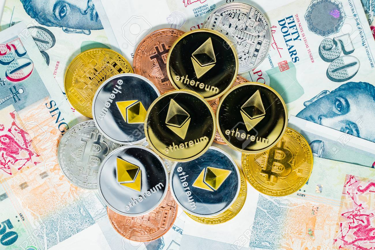 singapore official cryptocurrency
