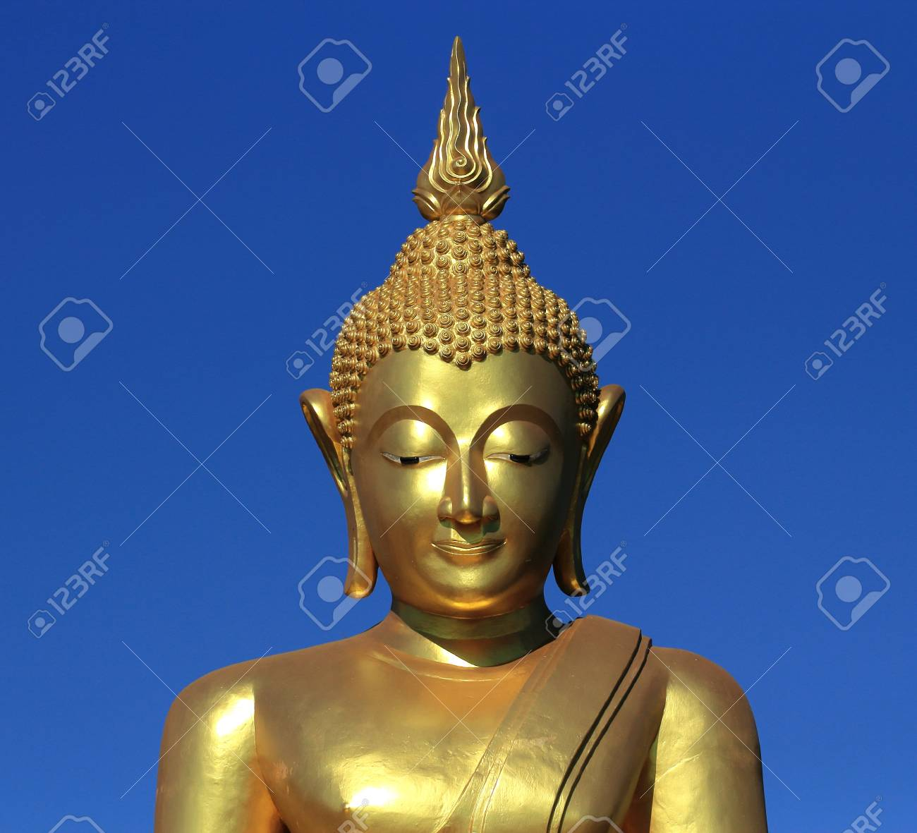 Buddha statues in Thailand Stock Photo - 11868956
