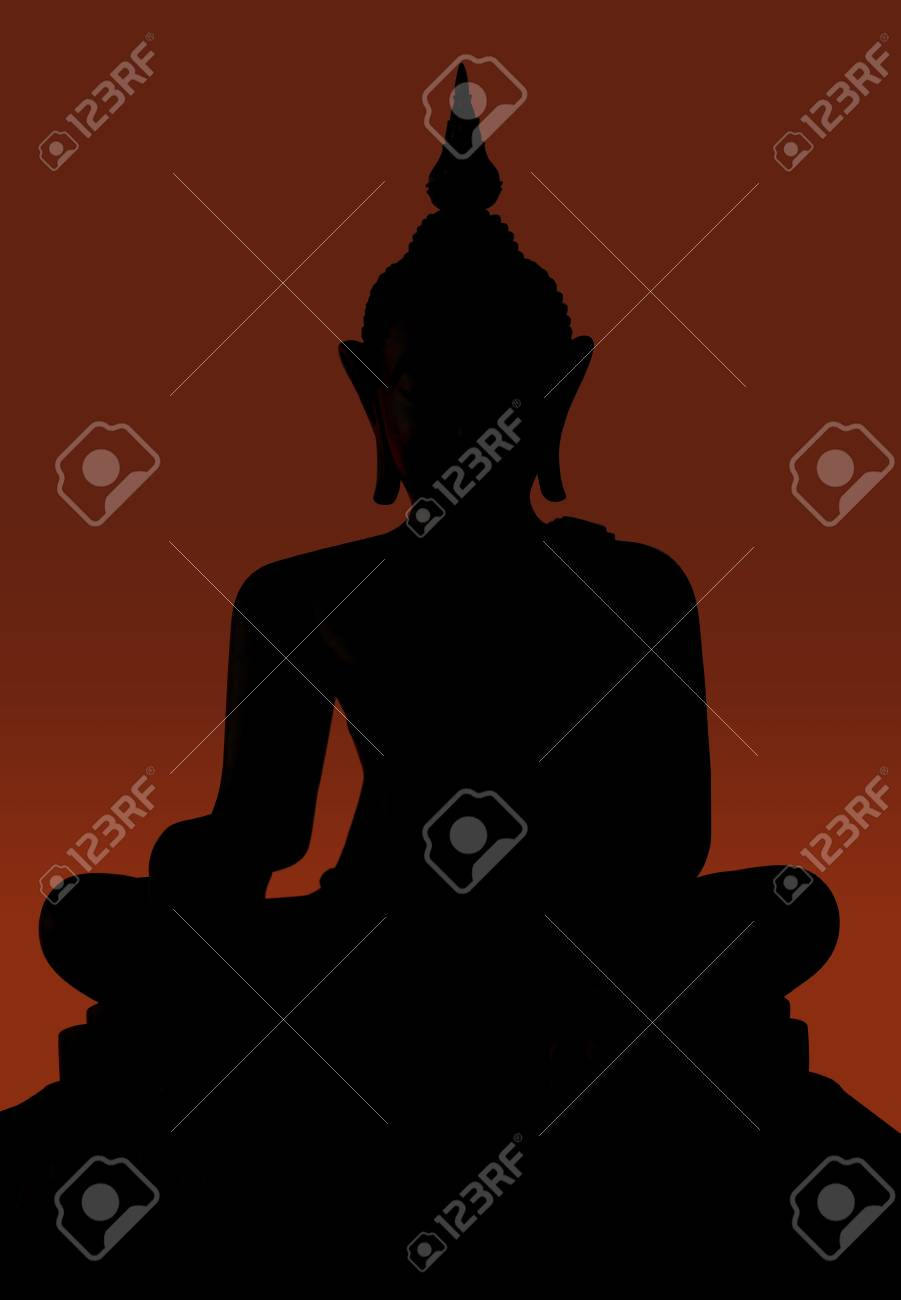 Buddha statues in Thailand Stock Photo - 11868951
