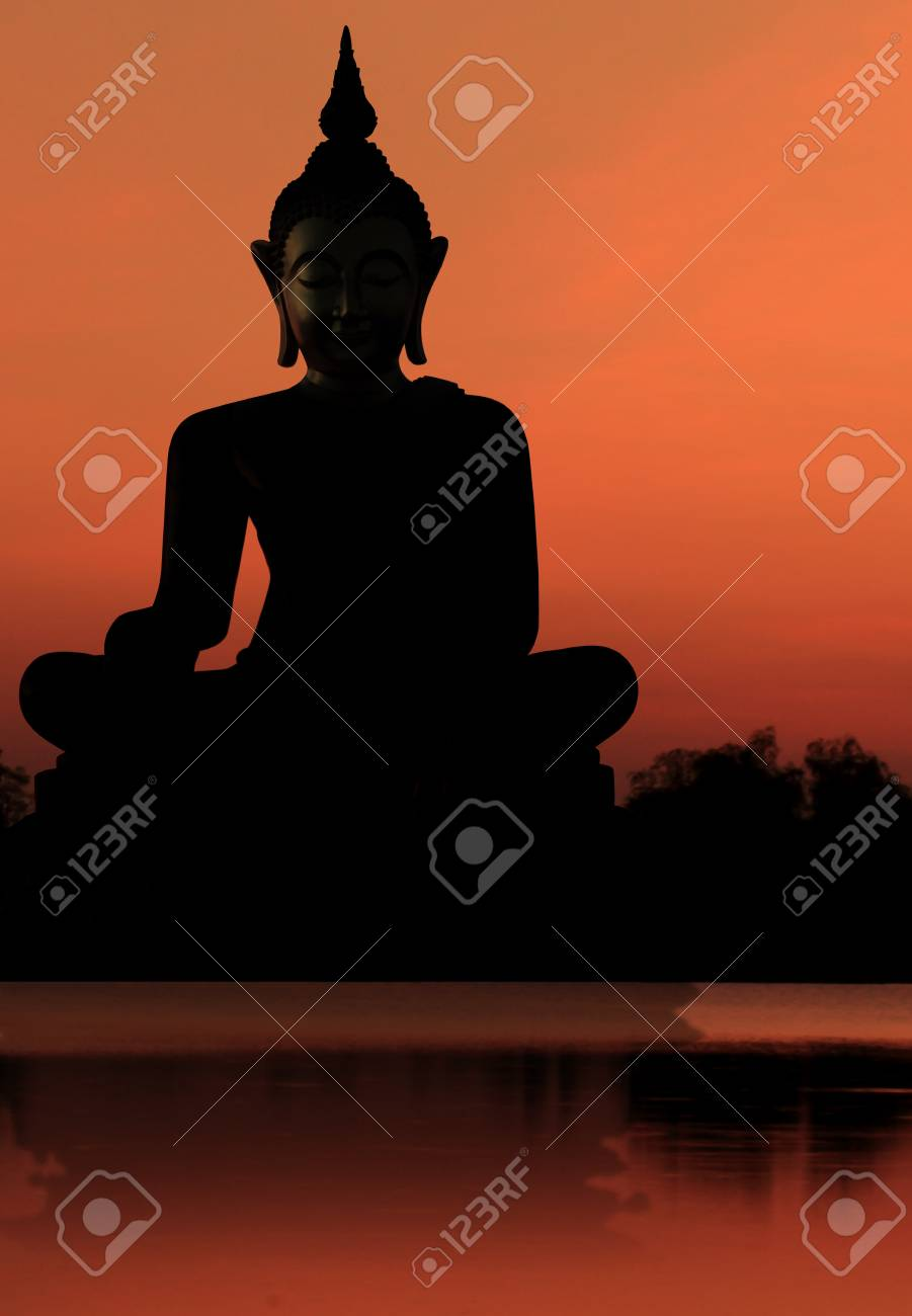 Buddha statues in Thailand Stock Photo - 11868952