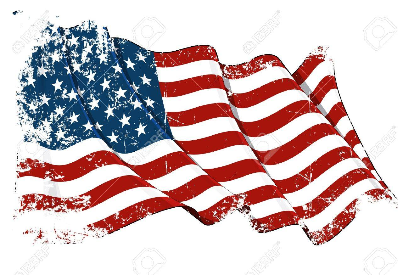 usa flag royalty free cliparts vectors and stock illustration