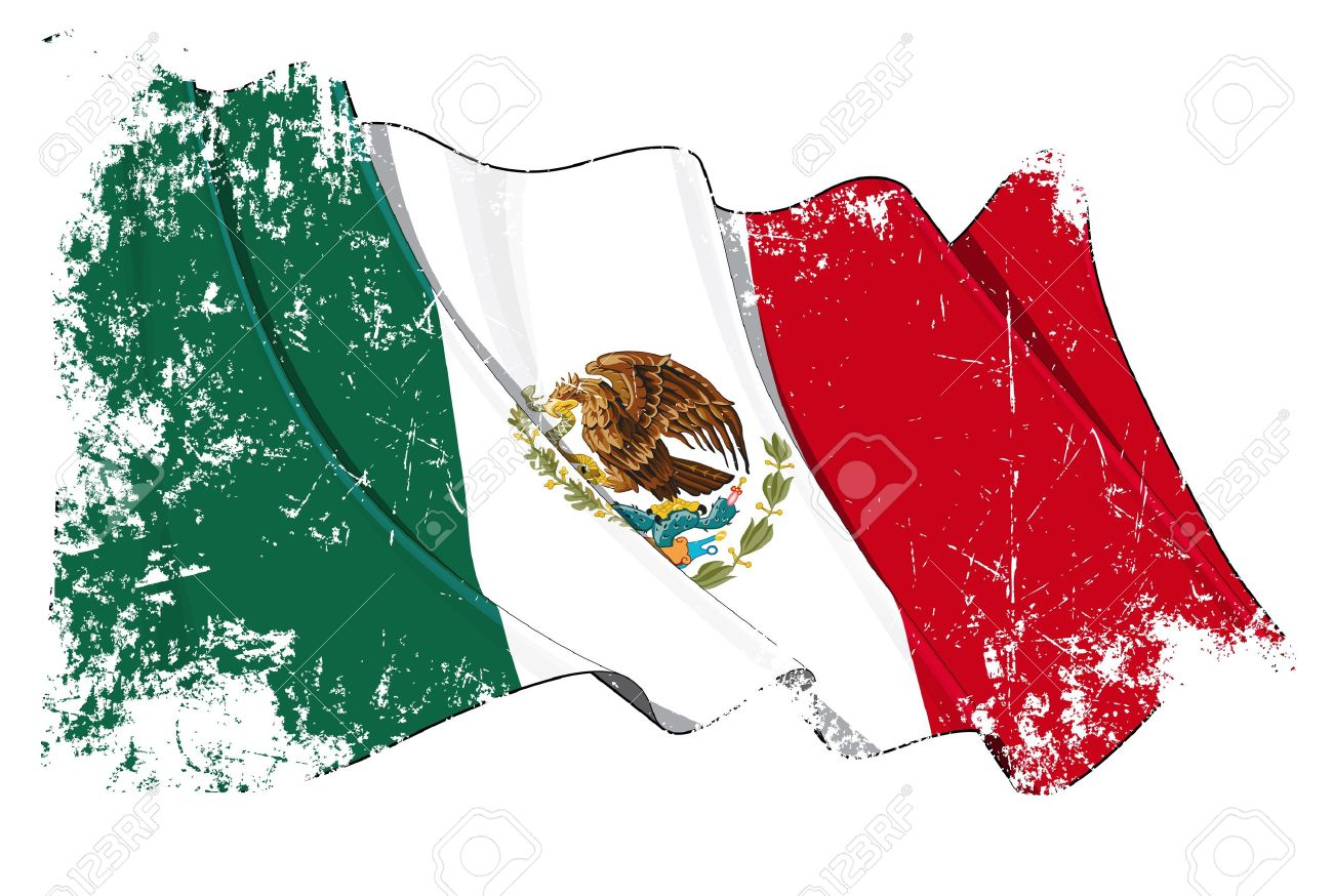 mexico flag royalty free cliparts vectors and stock illustration rh 123rf com mexico flag vector free mexico flag eagle vector