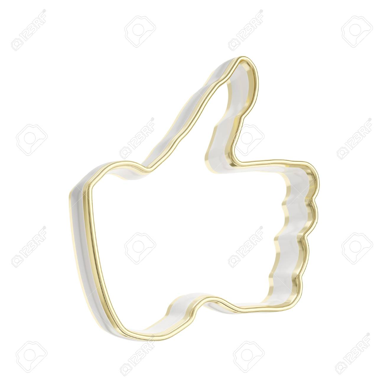 Golden approve like glossy sign emblem Stock Photo - 14293999