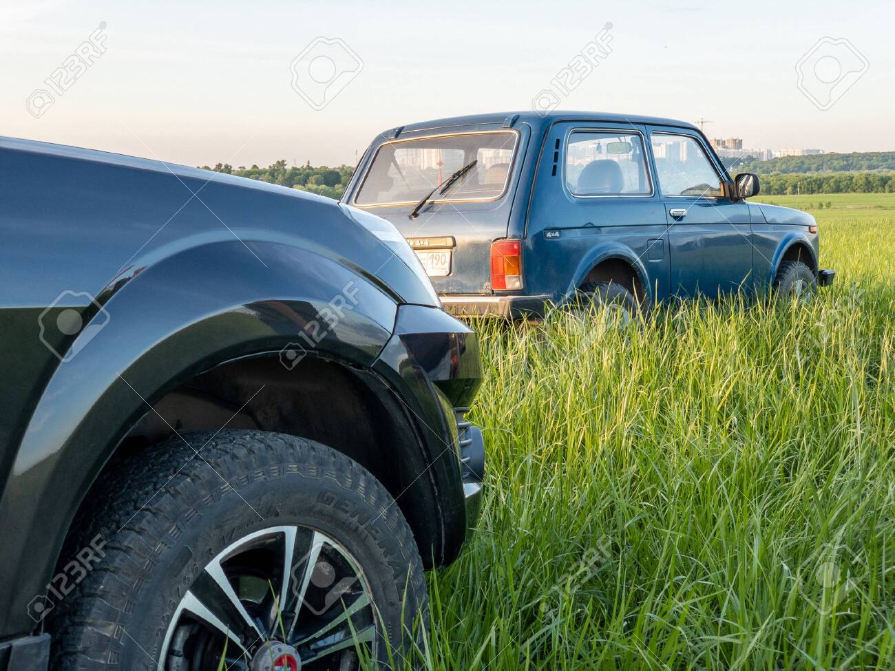 Moscow Russia May 24 2019 Off Road Cars Great Wall Hover Stock Photo Picture And Royalty Free Image Image 138746139