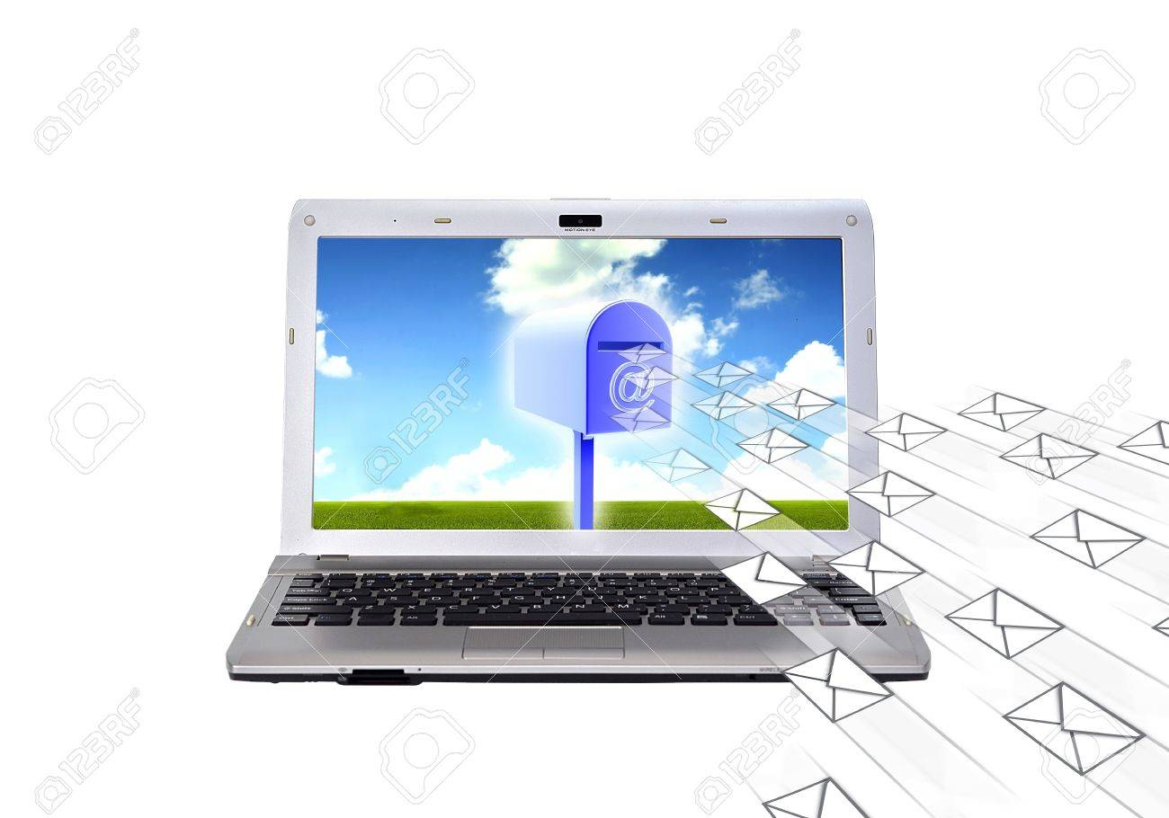 Image result for images of mailbox and computer