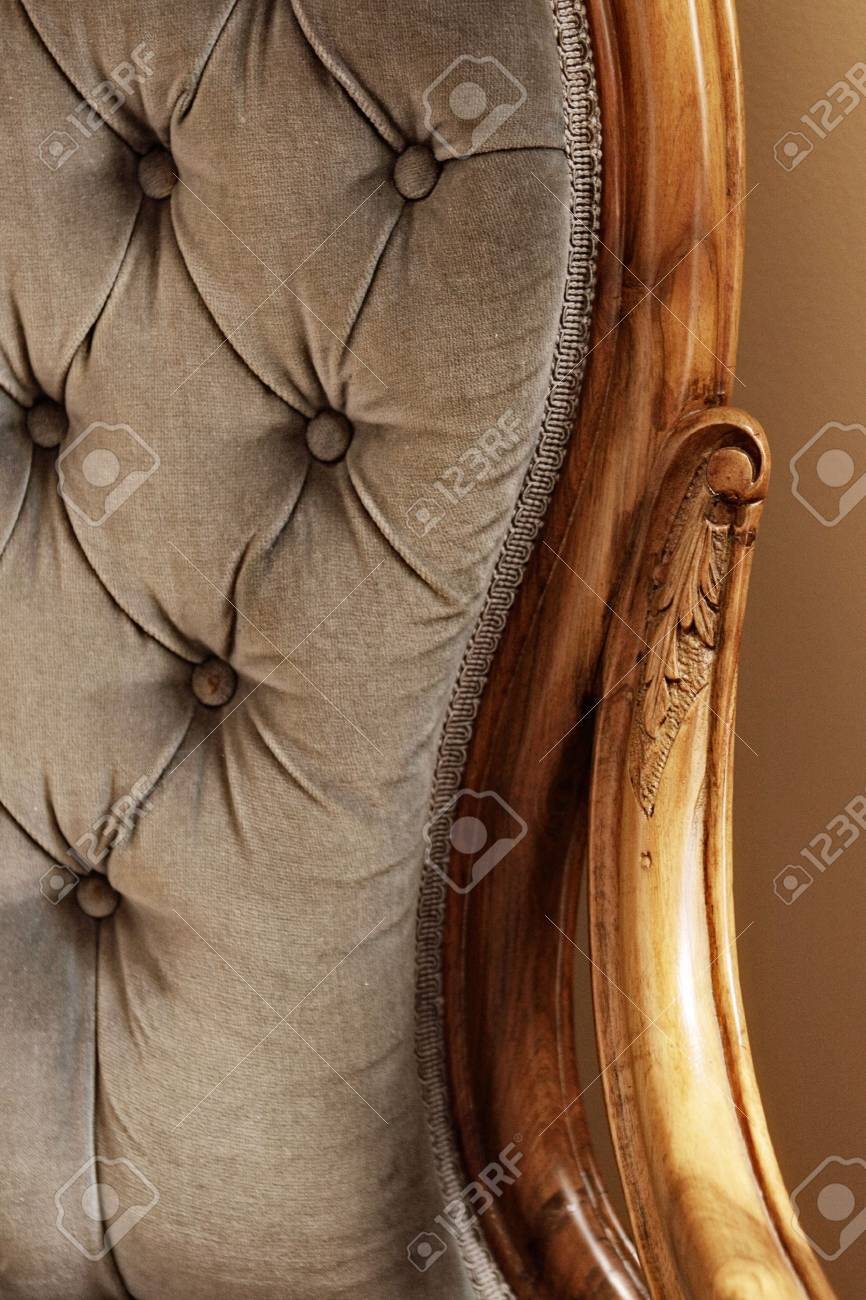 old blue chair Stock Photo - 9557406