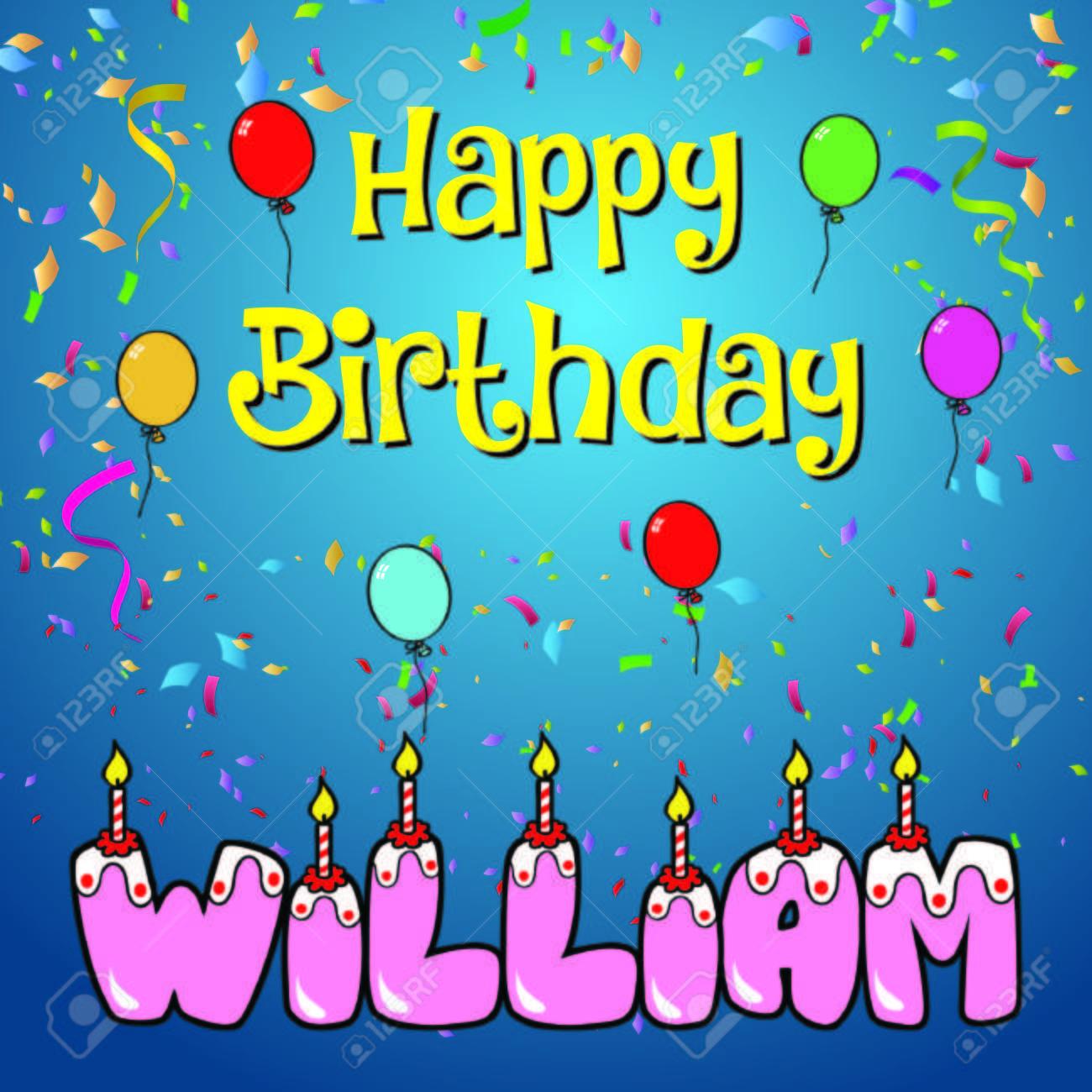 happy birthday william - 75489853