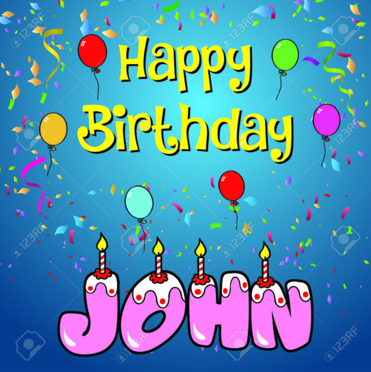 Image result for happy birthday John