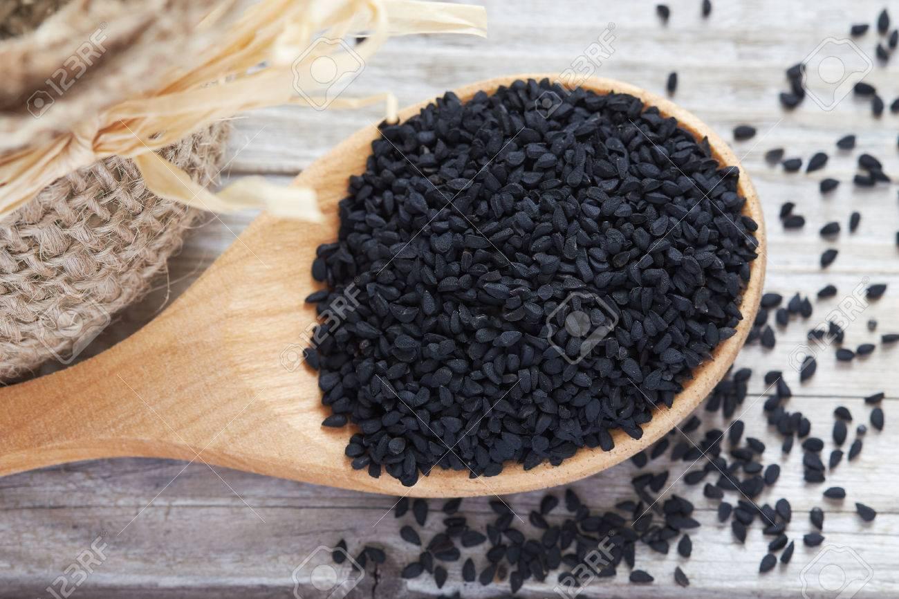 クミン ブラック