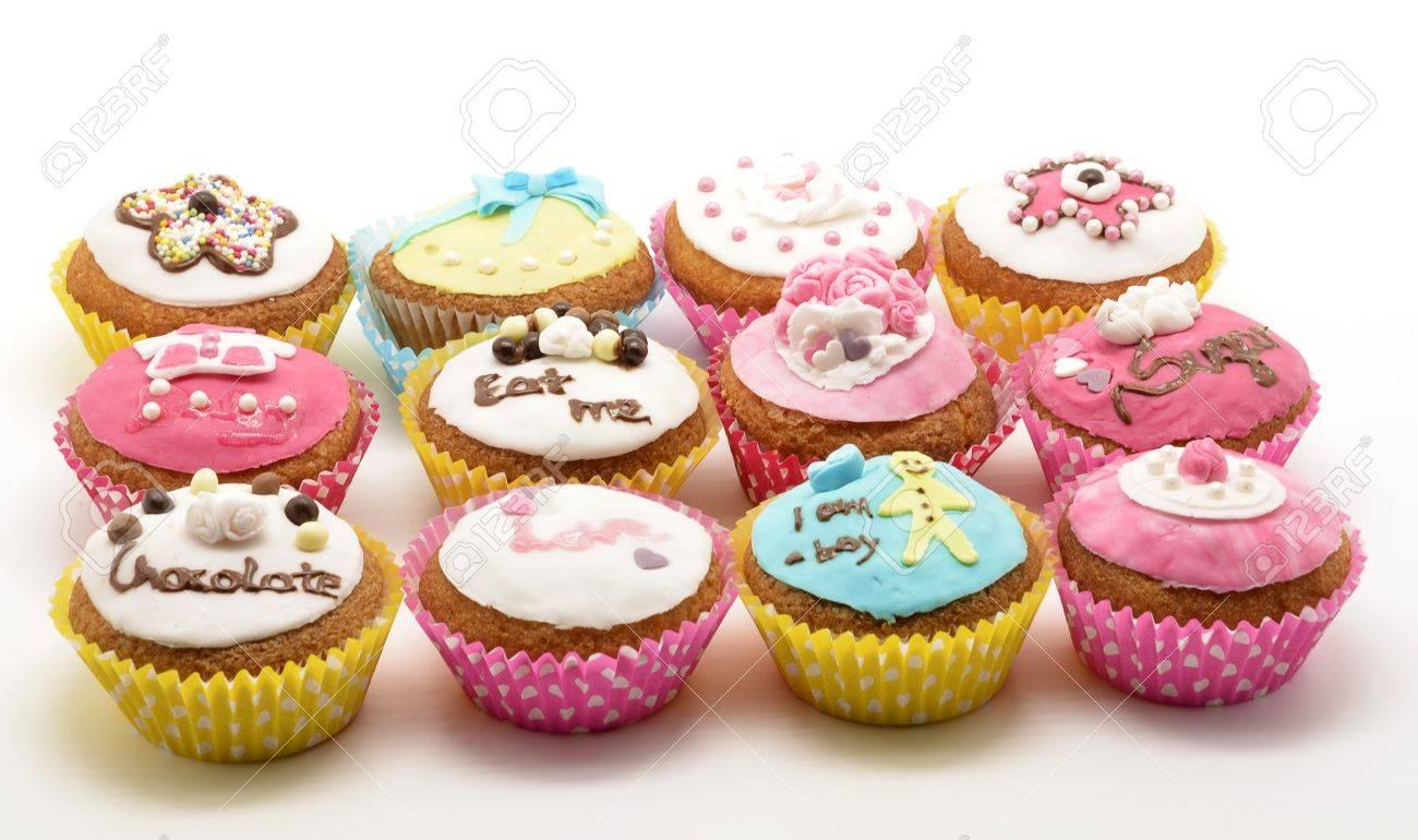 Different cakes Stock Photo - 21602846