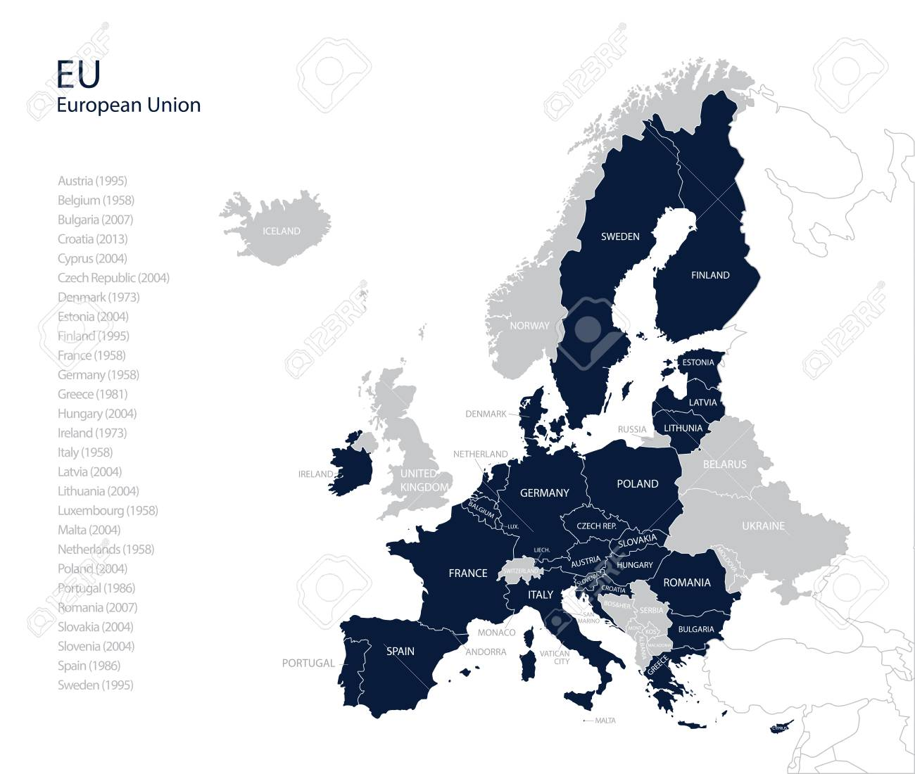 Political map of EU (European Union) without United kingdom,.. on the kingdom of franks map, kingdom of england flag, kingdom of saudi arabia map, norman conquest of england map, kingdom of burgundy map, empire of japan map, wars of the roses map, lincoln england map, kingdom of poland map, union of soviet socialist republics map, grand duchy of tuscany map, kingdom of denmark map, democratic republic of the congo map, confederate states of america map, kingdom of jordan map, anglo-saxon england map, khmer kingdom map, duchy of burgundy map, england and wales map, duchy of brittany map,