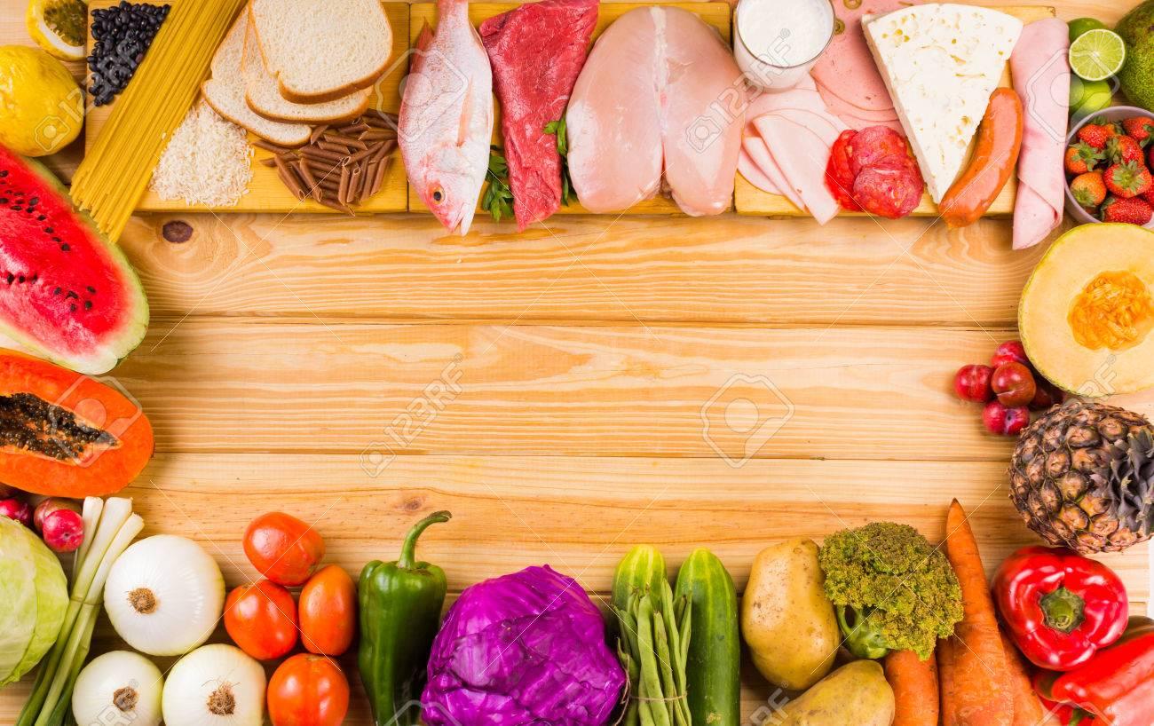 Dieta de frutas e proteinas