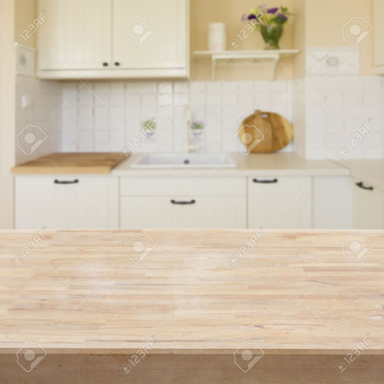kitchen table background hd. wooden table in a light modern kitchen stock photo - 36791398 background hd