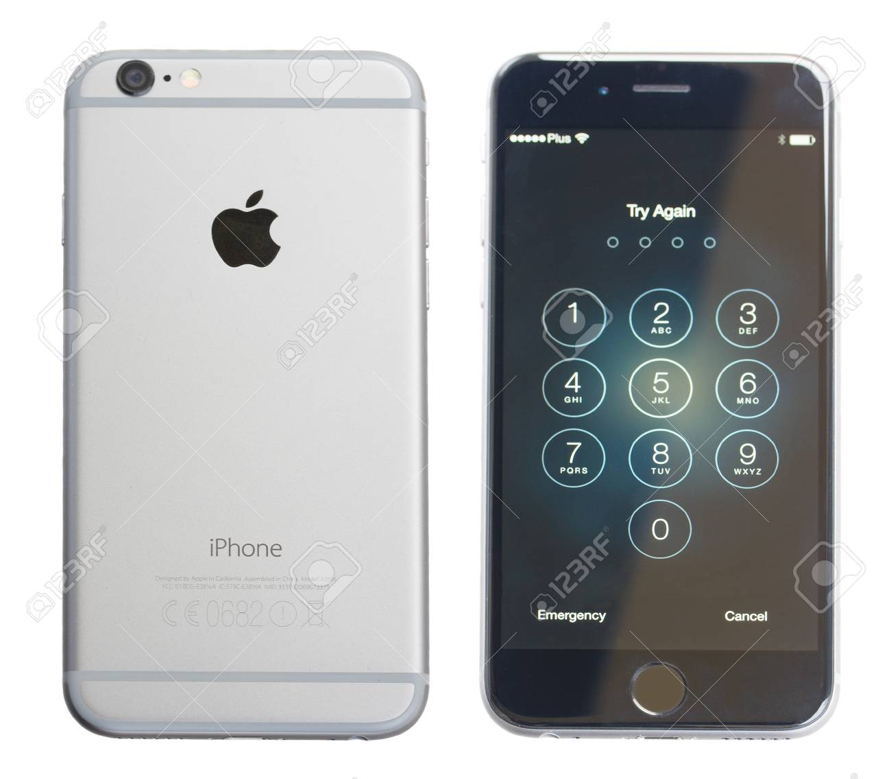 apple iphone 6 couleur