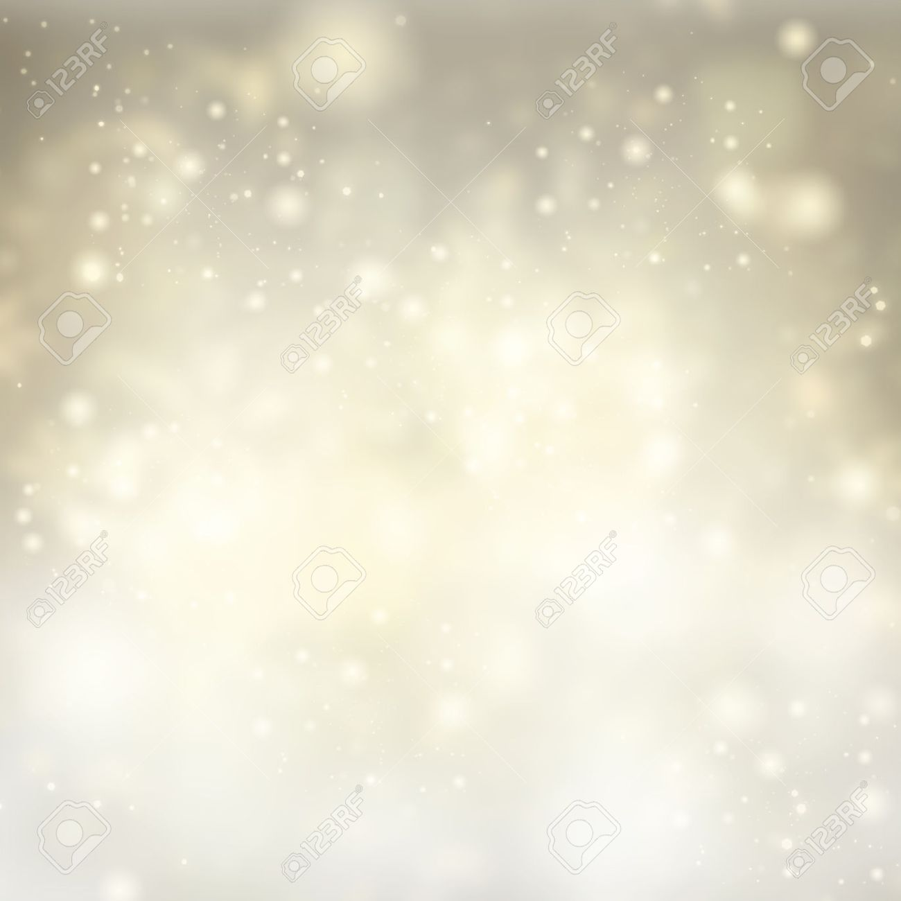 chrismas silver background with snow and bright sparkles - 48343424