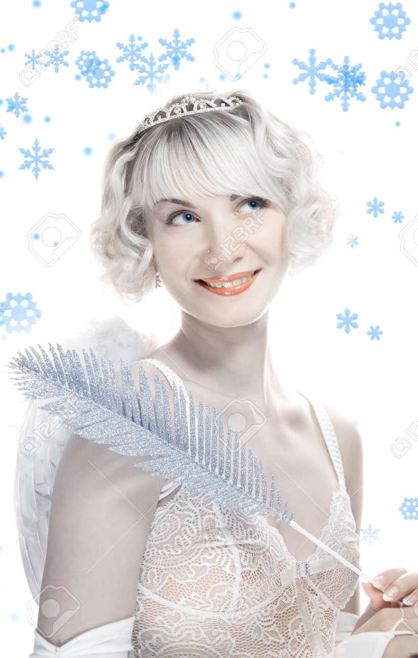 Queen of winter Stock Photo - 2241366