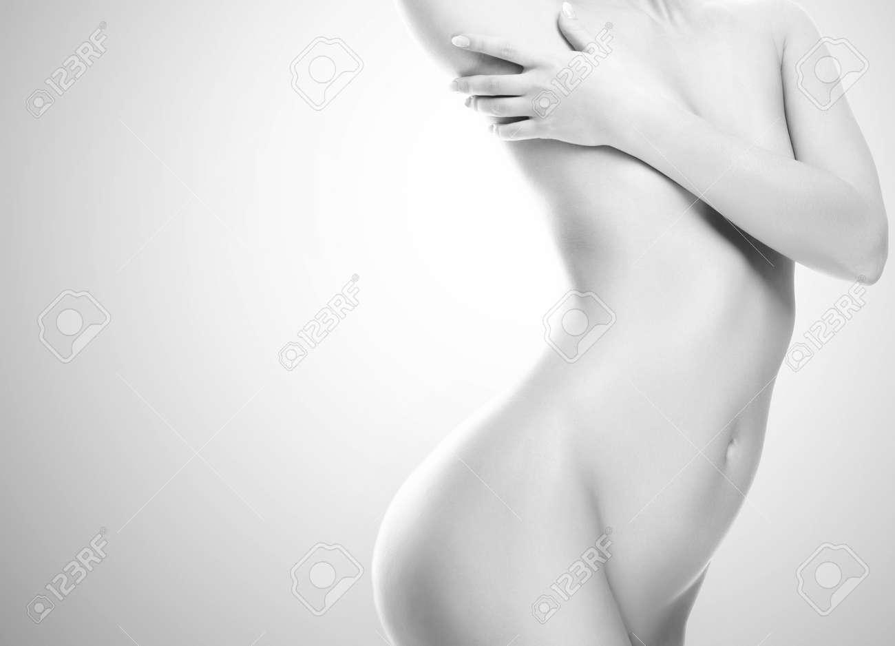 Beautiful female body Stock Photo - 6242233