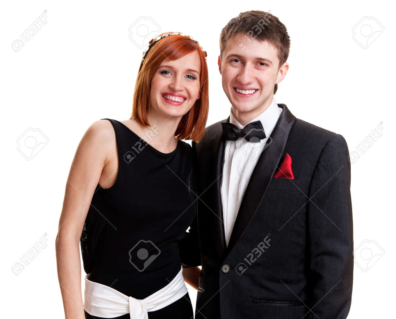 Beautiful young couple. Stock Photo - 12148812