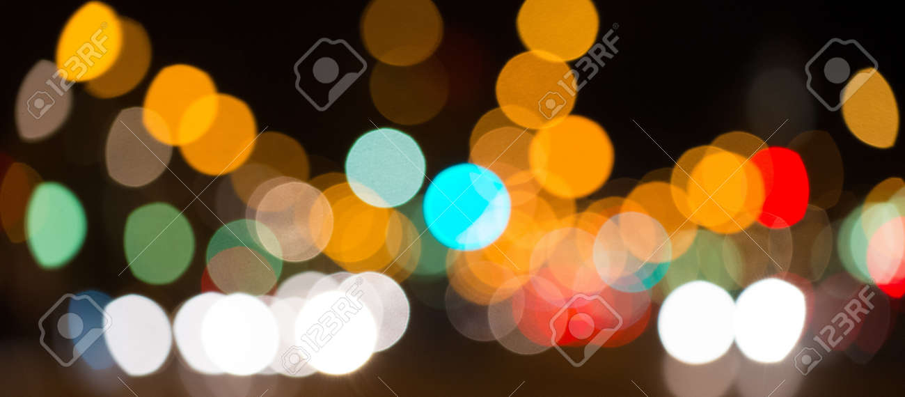 Colourful blurs background Stock Photo - 18896162