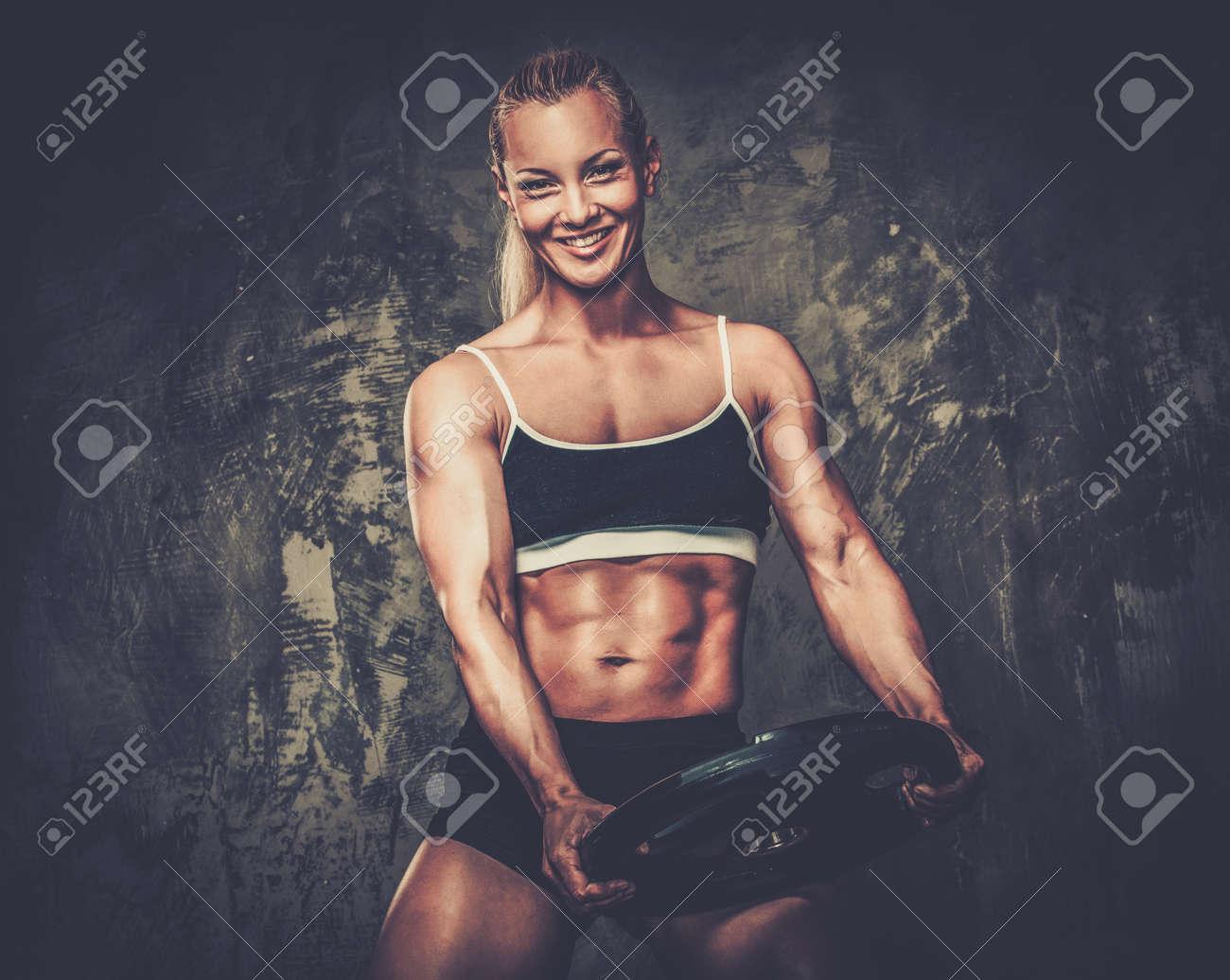 Schön bodybuilder frau The Woman's