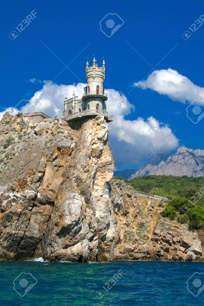One For The Road cThe Jewel of Crimead Swallows Nest Castle