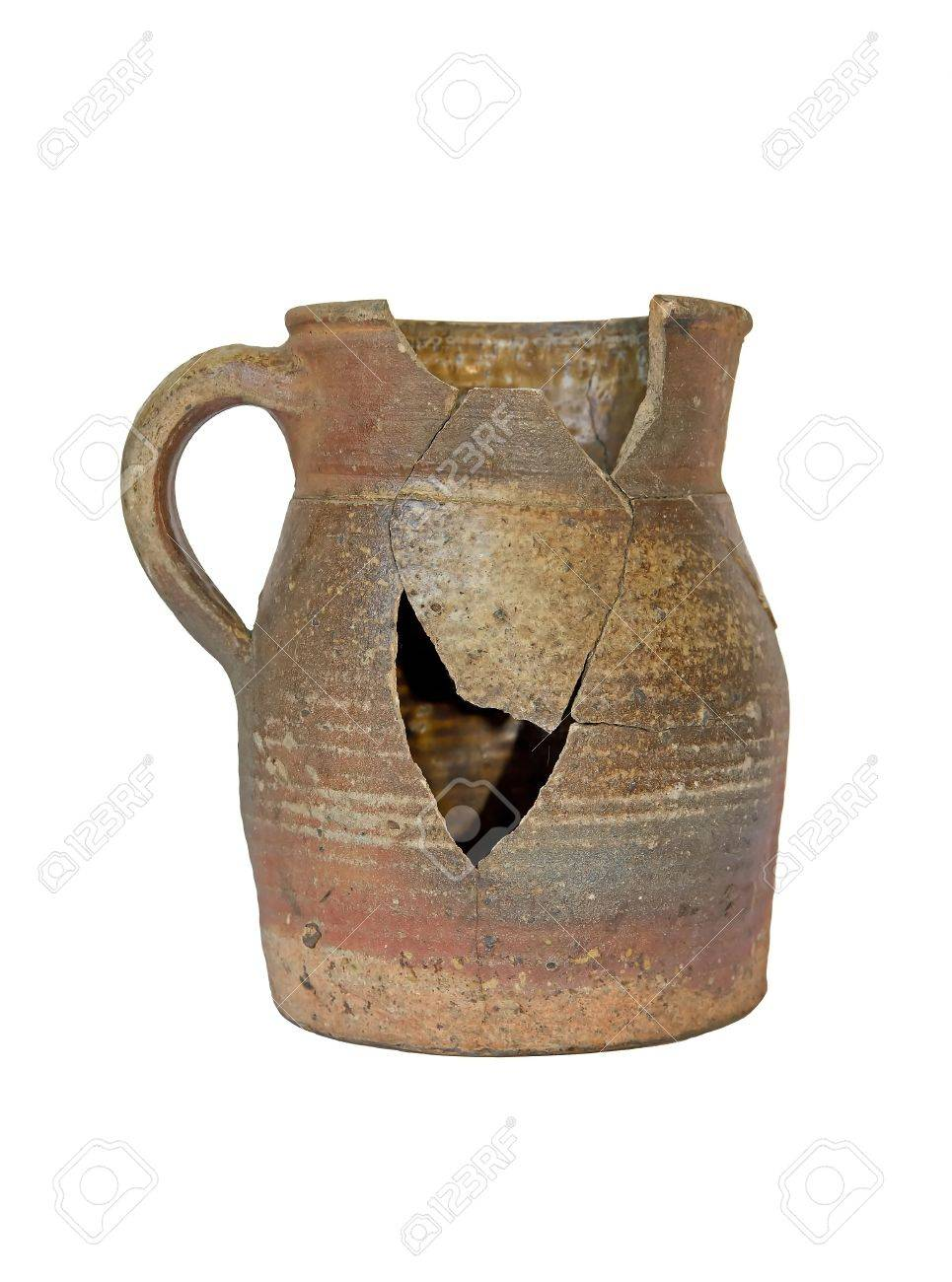 Broken pot a symbol of violence and failure stock photo picture broken pot a symbol of violence and failure stock photo 11990116 buycottarizona Choice Image