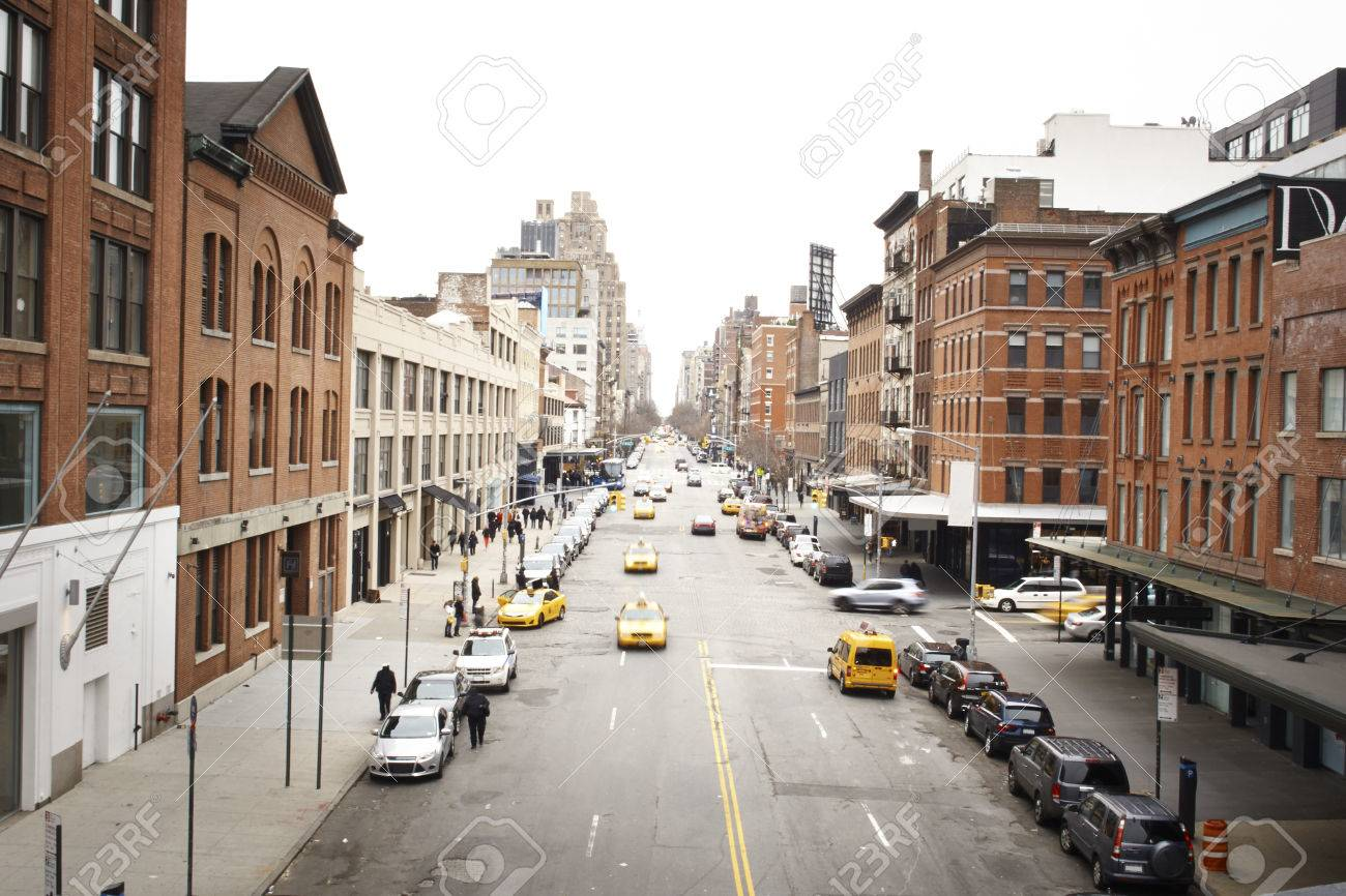 Brancher New York City