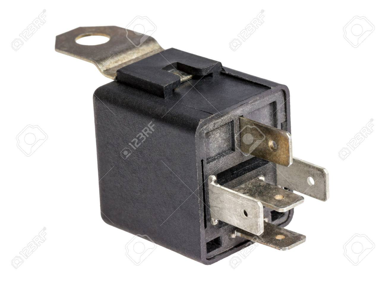 Electronic Collection Car Electromagnetic Relay Switch Isolated - Electromagnetic relay switch