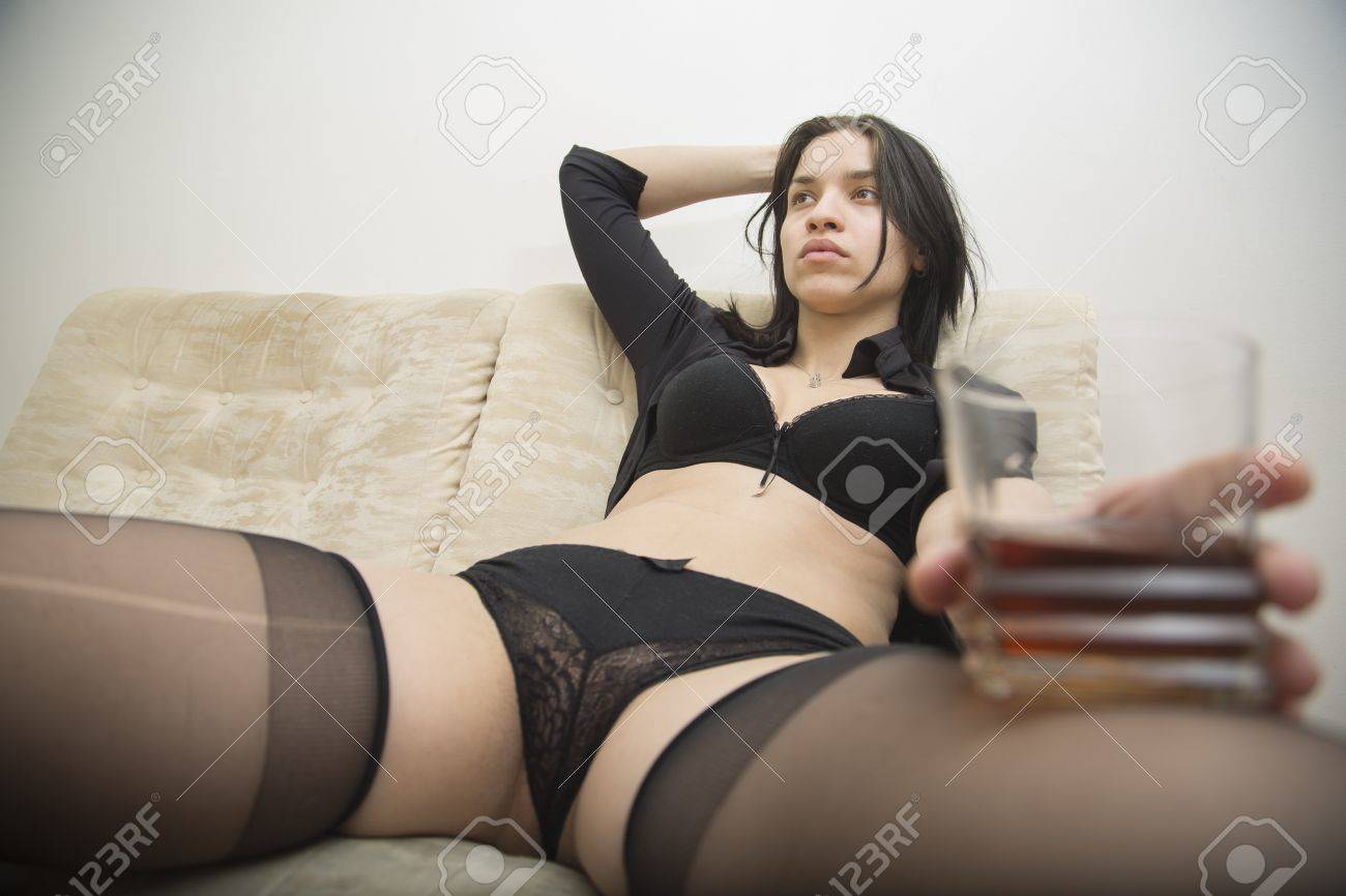 Sexy Drunk Teen